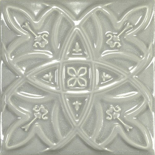 Antique Crackle Deco Relieve Greengreycrack