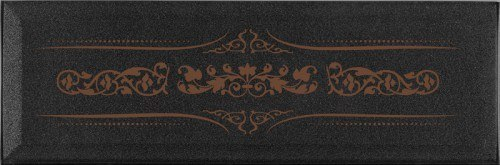 Decor Cromo Versalles Black Copper