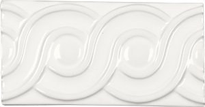ADNE4113 Relieve Clasico Blanco Z