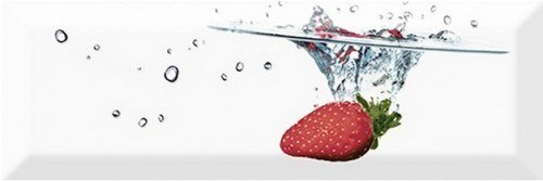 Decor Fresh Strawberry 10х30