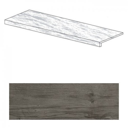 Axi Grey Timber Elemento L Strutt. ANMP 90*22,5