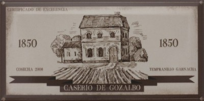 Hueso Wine Labels Mix 10*20