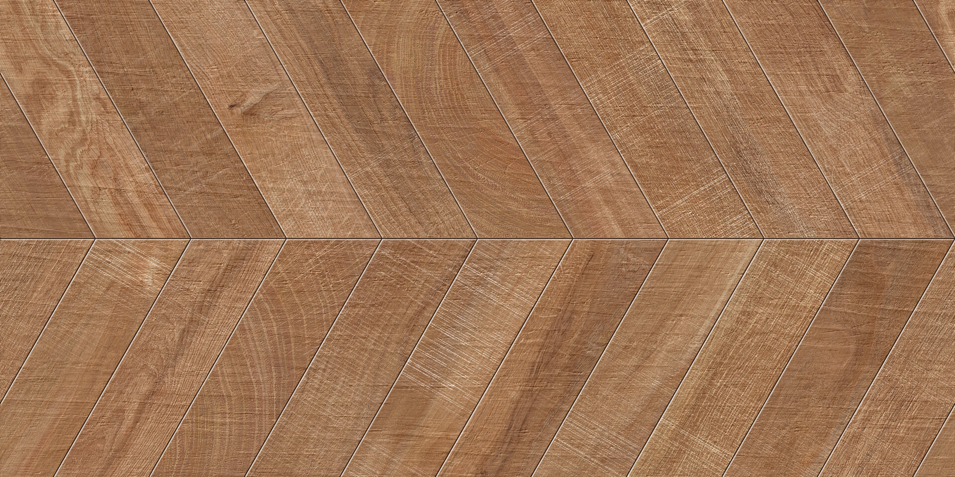 Artwood Chevron Nut 120x60