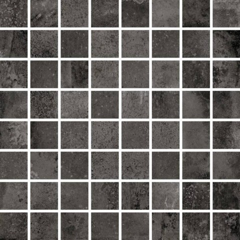 23629 URBAN MOSAIC DARK 30X30