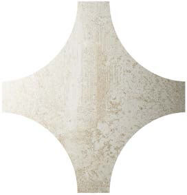 Apavisa Archconcept Cast Iron White Nat Star 59.55x58.88