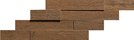 Axi Dark Oak Brick 3D AMWF 20x44
