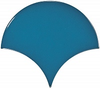 Electric Blue Fan 10,6*12