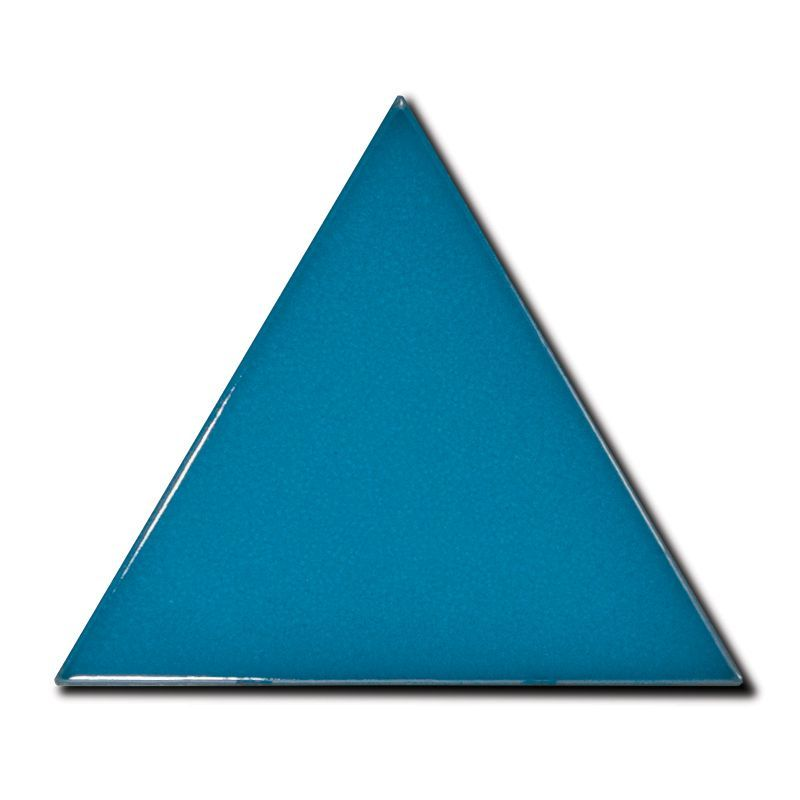 Керамическая плитка Equipe Scale Triangolo Electric Blue 10,8x12,4