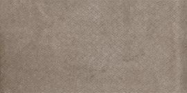 ABITARE LA CERAMICA Icon DEC.ARMONIA BROWN LAPP.30X60