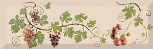 Decor Grapes 02 10x30