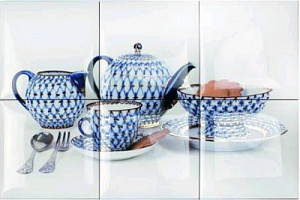 Teaport Picture 6pz 45x30 комплект