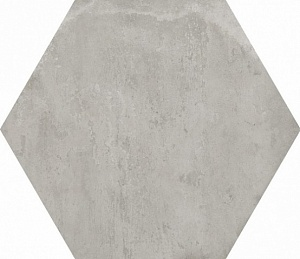 23520 URBAN HEXAGON SILVER ANTISLIP 29,2X25,4