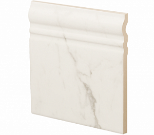 23096 CARRARA Skirting Matt 15x15 см