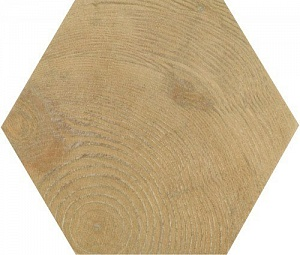 21629 HEXAWOOD Natural 17.5x20